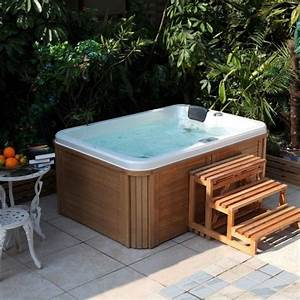 Spa Bois Exterieur : 25 best ideas about spa jacuzzi on pinterest spa ~ Premium-room.com Idées de Décoration