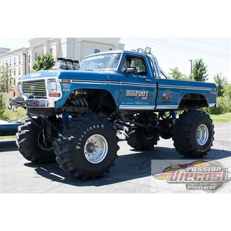 Greenlight 1 43 Bigfoot No1 The Original Monster Truck