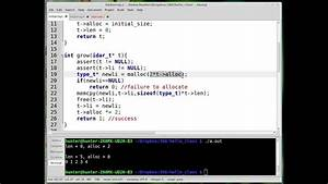 C How To : dynamic array with structs c tutorial 17 youtube ~ A.2002-acura-tl-radio.info Haus und Dekorationen