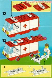Lego Classic Anleitung : lego 6688 ambulance set parts inventory and instructions lego reference guide ~ Yasmunasinghe.com Haus und Dekorationen