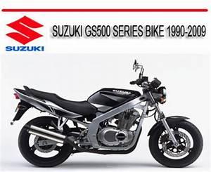 Suzuki Gs500 Series Bike 1990