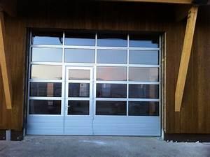 porte de garage sectionnelle avec portillon tarif cobtsacom With porte de garage sectionnelle avec serrurier meudon
