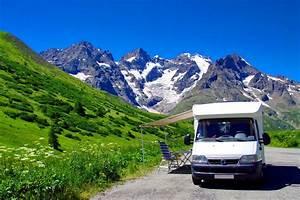 Les Camping Car : aires de camping car oisans tourisme ~ Medecine-chirurgie-esthetiques.com Avis de Voitures