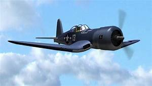 """Pacific Glory"" - WWII Dog Fight - Corsair vs. Zero - YouTube"