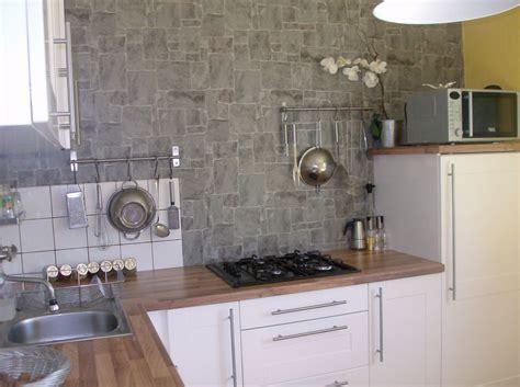 papier peint cuisine 4 murs papiers peints cuisine lessivable 4 murs cuisine idées de décoration de maison 6kdaokqnvm