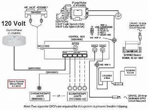 Jacuzzi Ej07000  Designer Iv  Control Box Electronic 120
