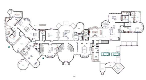 mansion floor plans  secret passages schmidt gallery