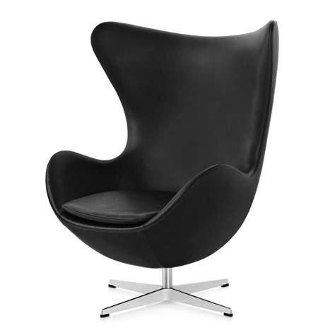 It is manufactured by republic of fritz hansen. Egg Chair - Esque
