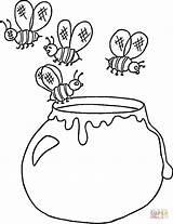 Honey Coloring Pot Ukrainian Jar Template Printable Supercoloring Designlooter Drawing Coloringpages101 Cat Colorings Getdrawings Ukraine Getcolorings Templates 973px 15kb sketch template