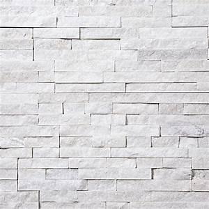 Pierre Blanche Leroy Merlin : plaquette de parement pierre naturelle blanc petra leroy merlin ~ Melissatoandfro.com Idées de Décoration