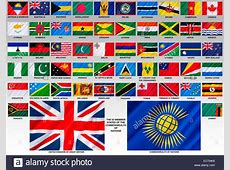 Flags of the Commonwealth of Nations formerly the British