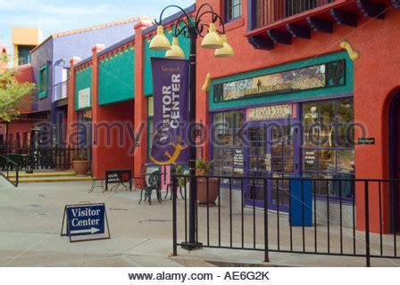 tucson visitors bureau usa arizona tucson downtown la placita complex