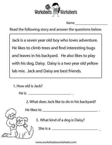agreeable year 3 literacy worksheets printable with