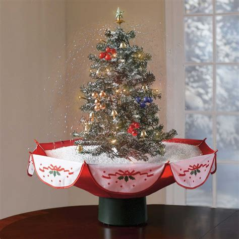 home element decorating wonderful tabletop christmas tree