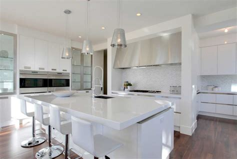 white contemporary kitchens simply inspiring 10 wonderful kitchen design lines that 1017