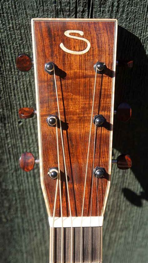 Sexauer Guitars Page 31 The Unofficial Martin Guitar Forum