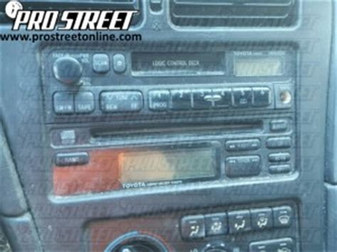 Toyota Celica Stereo Wiring Diagram Pro Street