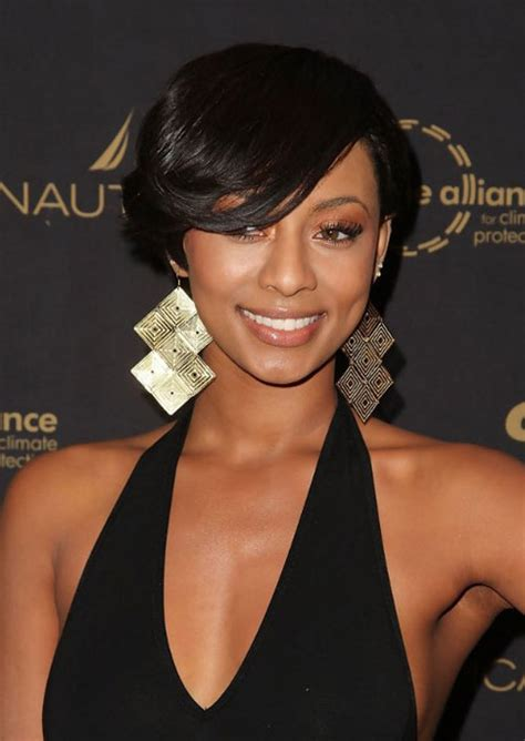 exotic african american short hairstyles cool
