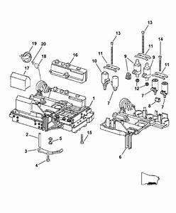 2008 Dodge Sprinter 2500 Valve Body  U0026 Related Parts