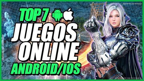 Juegos sociales, juegos de armas, juegos io y muchos más. TOP 7 Mejores Juegos para Android & iOS Multijugador ...