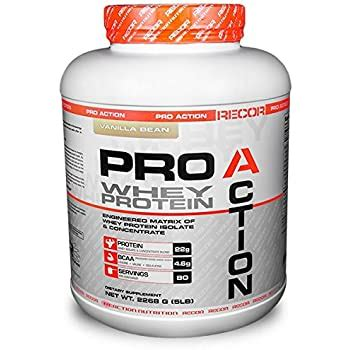 Amazon.com: Reaction Nutrition Recor Pro Action Whey
