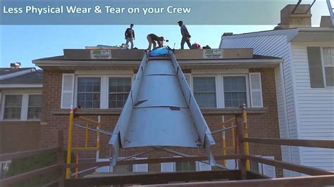 Smart Chute Video In Use On Residential Condo 230 Fifth Rooftop Garden Bar And Restaurant Nyc Tar Gravel Roof Repair Denver Babylon Gardens Christmas Menu Putting Solar Panels On A Flat Truck Snow Removal Equipment The Salt Lake City Dress Code Best In London Moss Growth