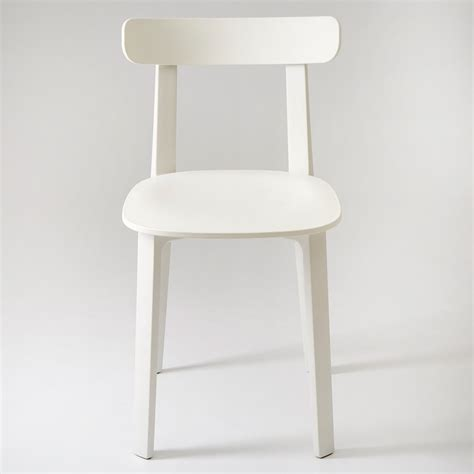 vitra all plastic chair jasper morrison