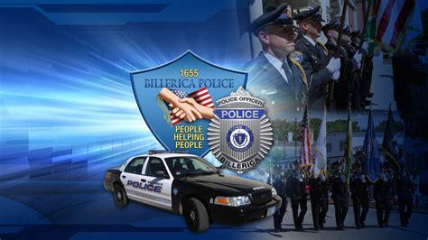 desktop wallpaper billerica police ma