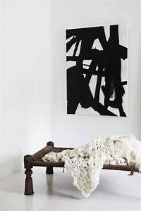 Inspirations of black white and red wall art