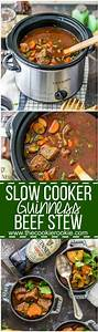 Slow Cooker Guinness Beef Stew is a favorite Irish recipe ...