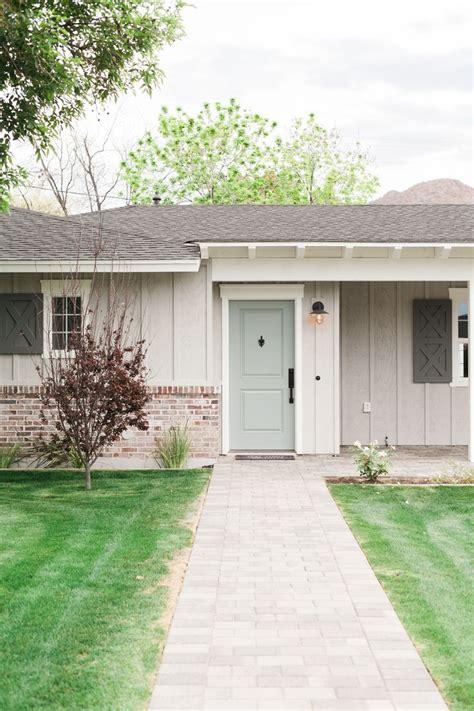 ranch house paint color schemes 576 best exterior design images on