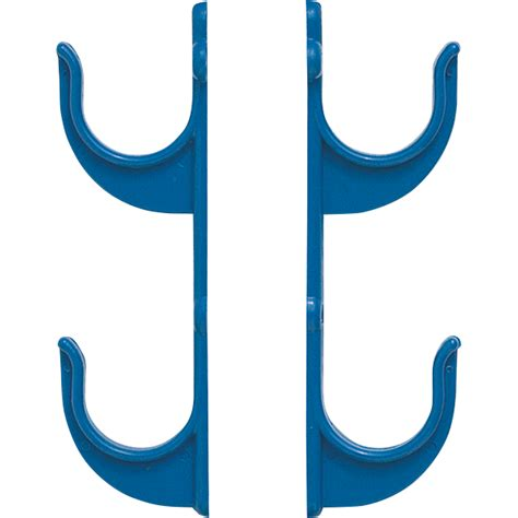 standard swimming pool pole hangers from recreonics