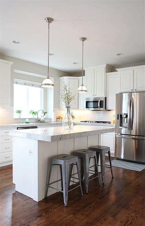 small white kitchen island 25 best ideas about l shaped kitchen on l