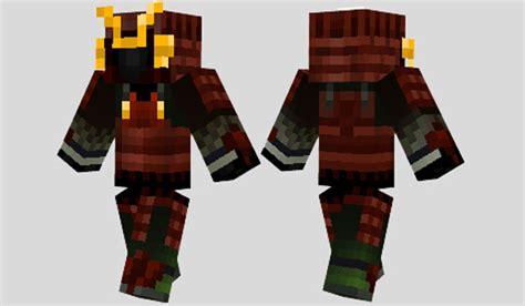 samurai skin  minecraft minecraftings