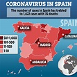 Citizens broadly support Spain's anti-coronavirus measures ...