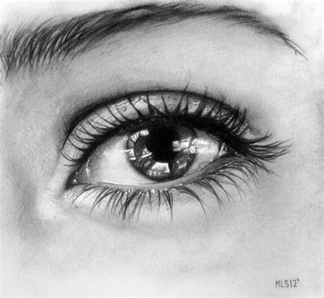 beautiful  realistic pencil drawings  eyes world