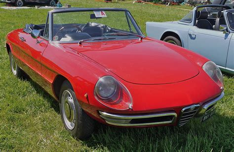 1969 Alfa Romeo Spider Photos, Informations, Articles