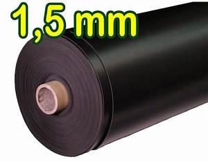 Teichfolie 1 5mm : teichfolie schwarz 1 5mm gartenbau und teichbau ~ Eleganceandgraceweddings.com Haus und Dekorationen