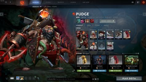 wait   pudge arcana dota