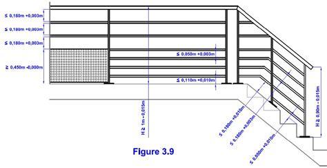 norme courante escalier 28 images re d acc 232 s et courante dom vie hauteur courante