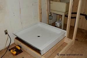 Installation D Une Cabine De Douche : installer une douche ~ Premium-room.com Idées de Décoration