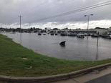 Power failures across the region. Thousands without power, flooding issues experienced after ...