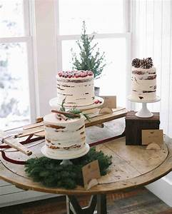 ideas to throw a one of a kind festive bridal shower With christmas themed wedding shower