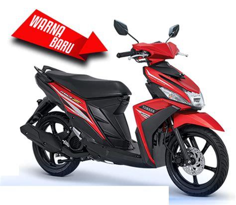 Mio Z And Yamaha X Ride 125 by Warna Merah Di Yamaha Mio Z 125 Bluecore Keren Juga