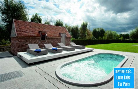 Whirlpool Garten Betriebskosten by Swimming Pool Gr 246 223 E Und Formen Optirelax