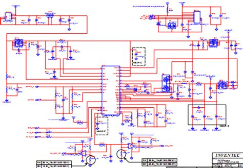 Full Page Schematic Diagram