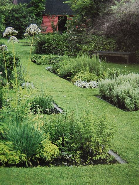 Backyard Landscape Plans by Creating An American Potager Part Ii Gardening In The Mud