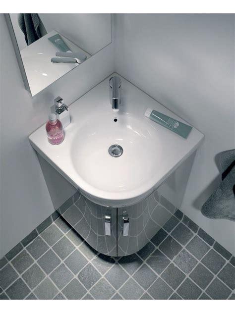 Corner Sink by Best 25 Corner Vanity Unit Ideas On Bathroom