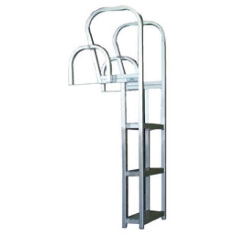 Boat Dock Ladder Parts by Dock Pier Aluminum Ladder Flip It