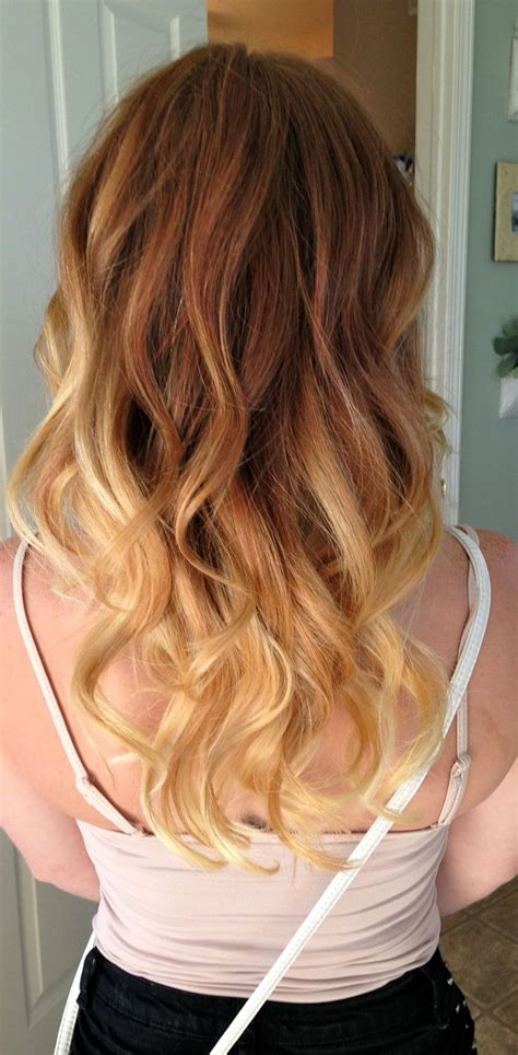 Best 25 Blonde Dip Dye Ideas On Pinterest Pastel Hair